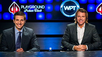 World Poker Tour FSN TV Show