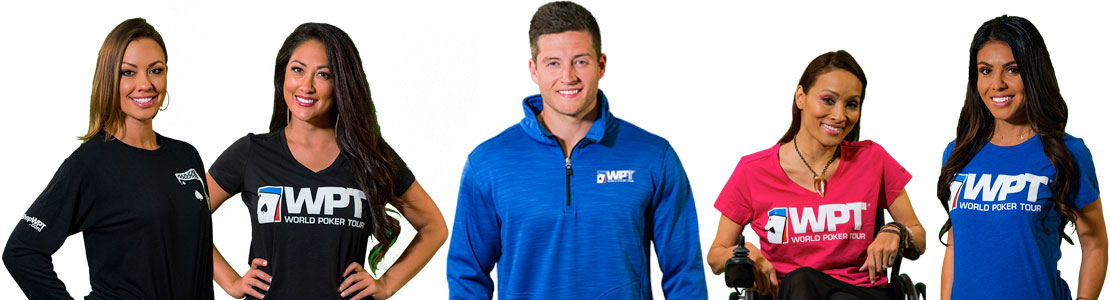 ShopWPT, Official World Poker Tour Merchandise