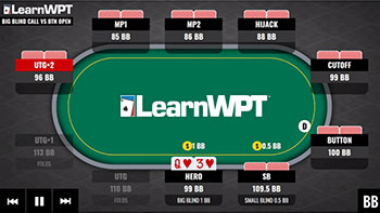 Poker strategy. Learn how to play poker like a pro.