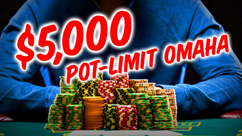 ClubWPT $5,000 Pot-Limit Omaha Poker Tournament Series
